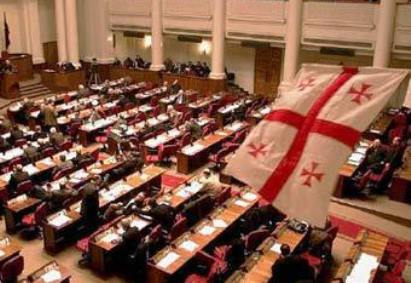 Georgian Parliament overrides president`s veto on two bills