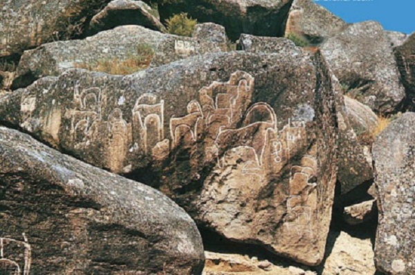 About 100 archaeological monuments found in Gobustan