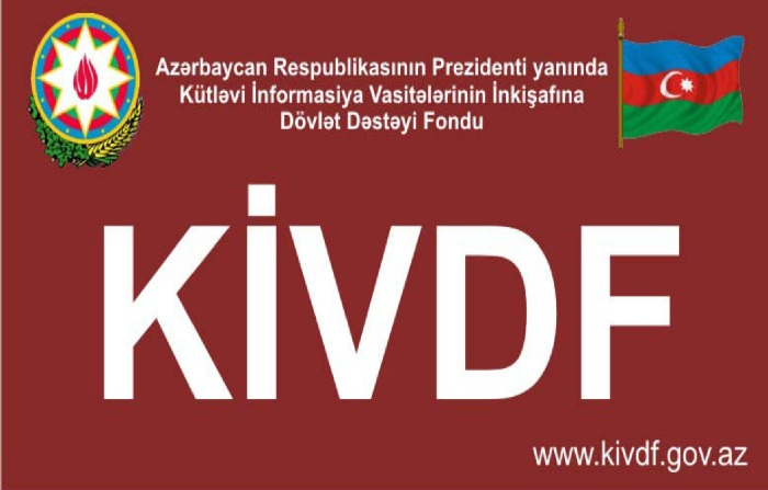 KİVDF saytlara pul ayıracaq - Şərtlər açıqlandı