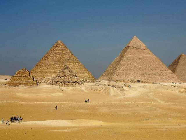 Egypt is opening up its ancient