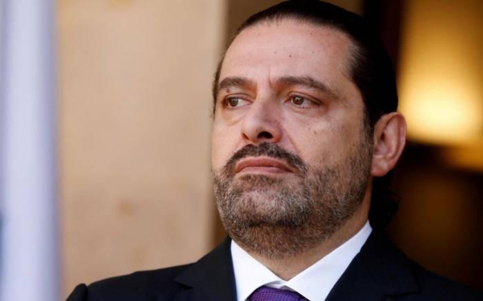 Saad Hariri est arrivé à Paris