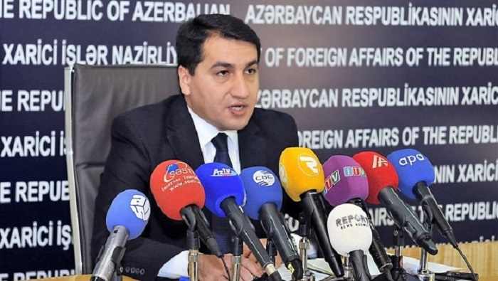 Lapshin's case has nothing to do with freedom of media - Hajiyev
