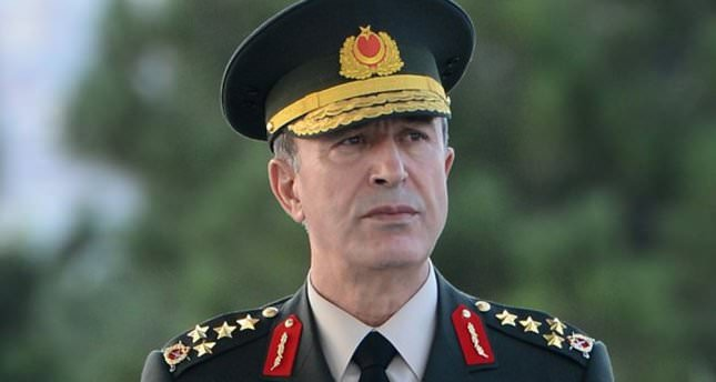 Defense minister: Turkish Armed Forces