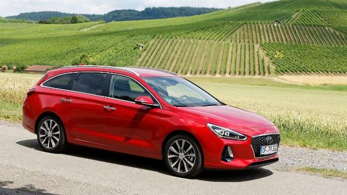 Hyundai i30 Kombi - jetzt gegen den Variant