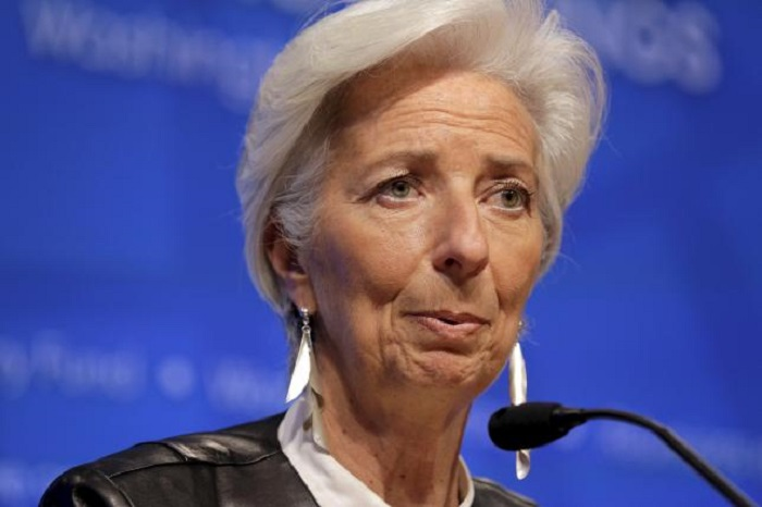 IMF chief says market fluctuations aren