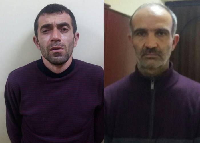 Bakı metrosunda iki cibgir tutulub