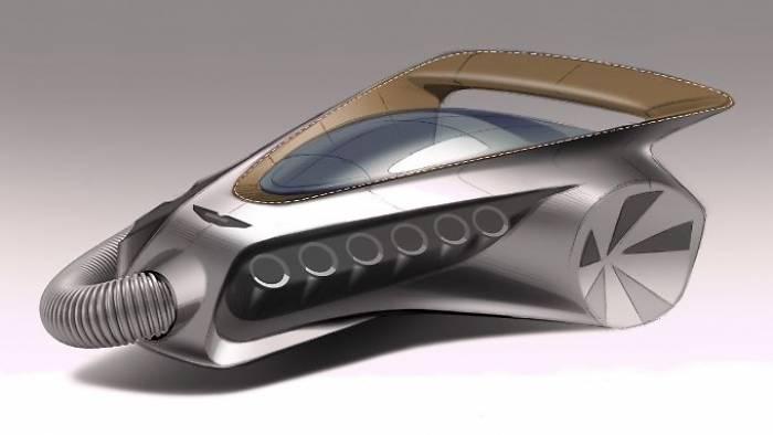Aston Martin baut jetzt Staubsauger