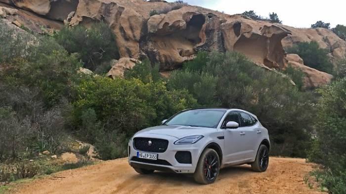 Jaguar E-Pace - einer für alle Wege?