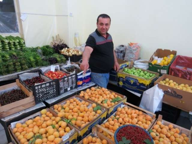 The Armenian apricot mafia