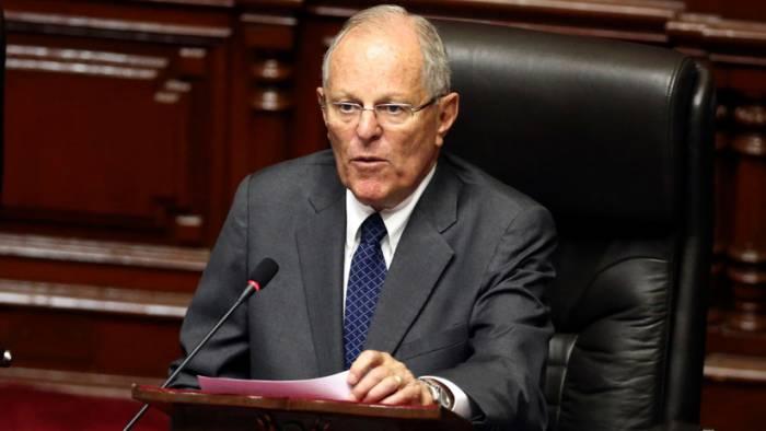 El Congreso de Perú no aprueba vacancia presidencial contra Kuczynski