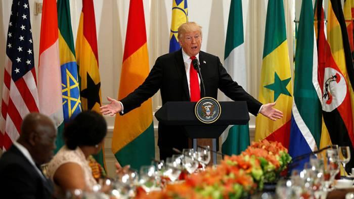 """""""Quiero recordarle a Trump que a esos países de mierda van sus amigos para enriquecerse"""""""