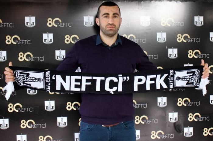 """Aqil Məmmədov """"Neftçi""""də"""