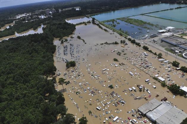 Las inundaciones en el Medio Oeste de EE.UU. dejan al menos 4 muertos