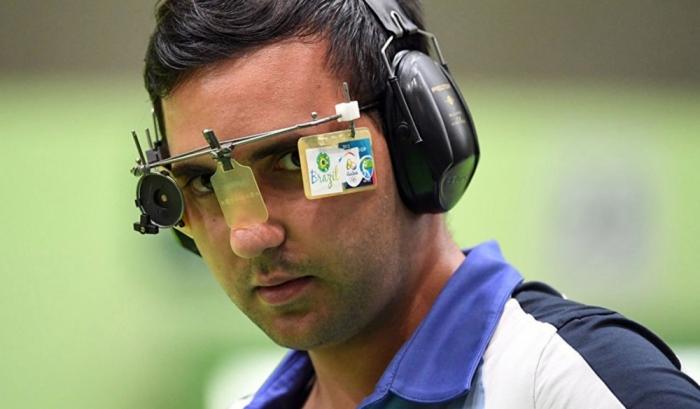 Azerbaijani shooter soars in ISSF world ranking