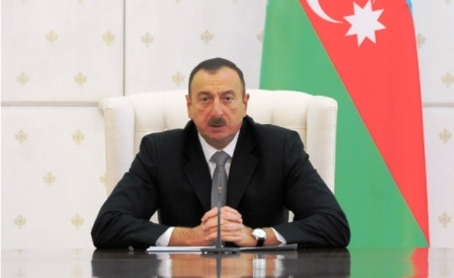 Ilham Aliyev receives Georgian Minister of Internal Affairs