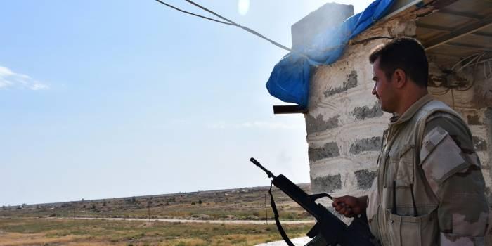 Irak : le dernier secteur aux mains des peshmergas repris dans la province de Kirkouk