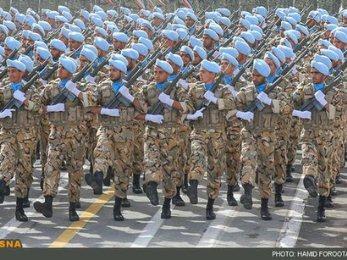 İran ordusu hərbi gücünü nümayiş etdirir