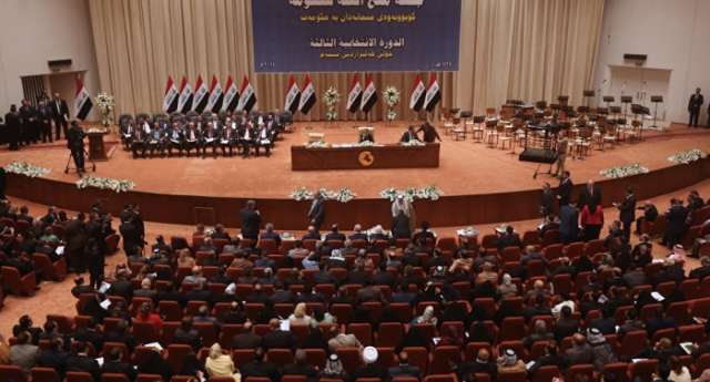 Iraq parliament votes to halt transactions with Kurdistan