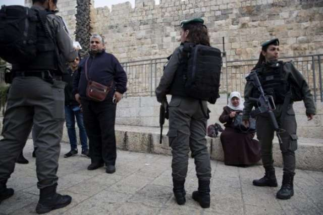 Terror attacks triple after Trump's recognition of Jerusalem