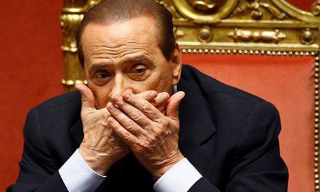 Silvio Berluskoni Senatdan çıxarıla bilər