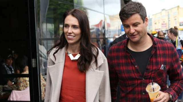 New Zealand prime minister pregnant with first child