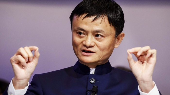 Jack Ma to step down as Alibaba boss