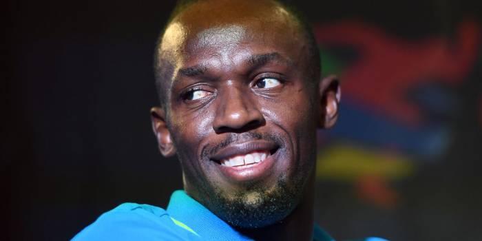"""Usain Bolt promet de """"tout donner"""" pour ses adieux à son public"""