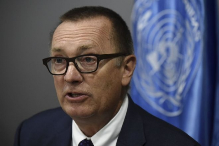 North Korea crisis: UN political chief in rare visit to Pyongyang