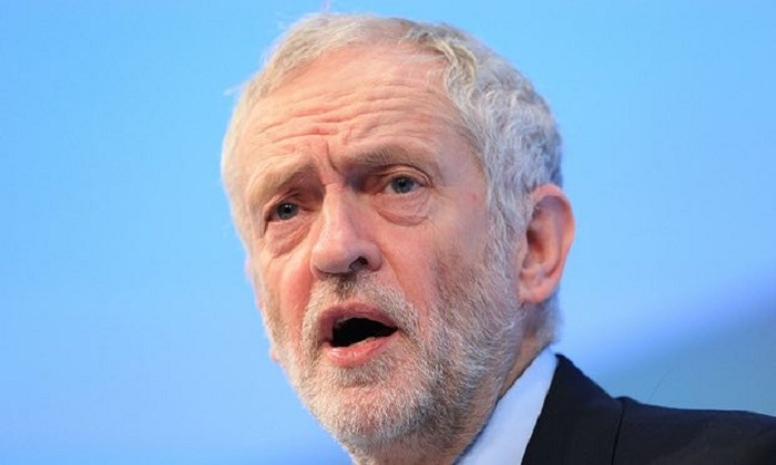 Jeremy Corbyn admits sexual assault 'thrives' in Parliament
