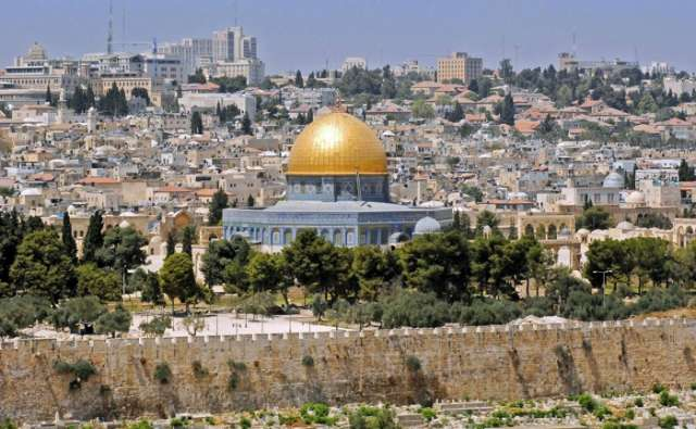 Armenia pokes its nose into Jerusalem's fate