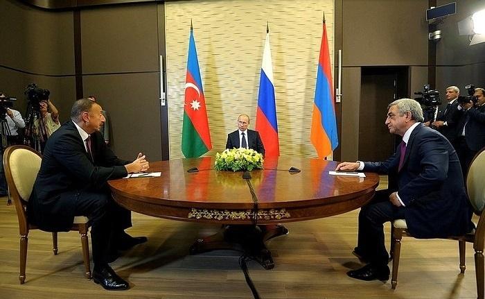 MAE russe:Les Présidents azerbaïdjanais, arménien et russe se réuniront à la fin de juin - Mise à Jour