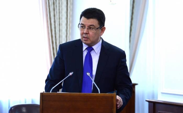 Qazaxıstanın energetika naziri Bakıya gəlir