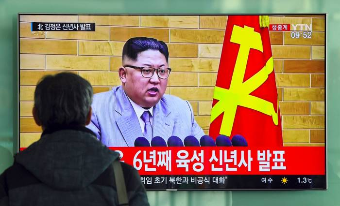 JO : Séoul propose à Pyongyang une équipe de hockey commune