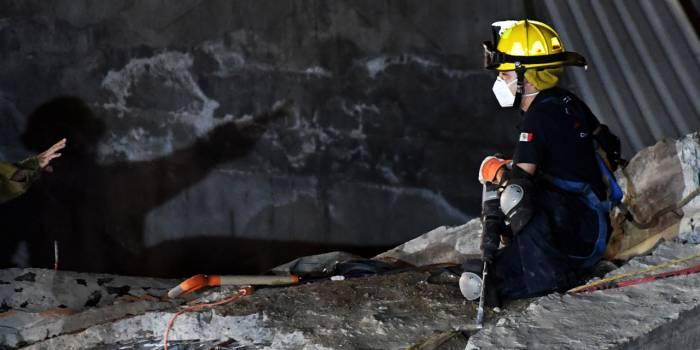 Le Mexique ne pense plus retrouver de survivants du séisme