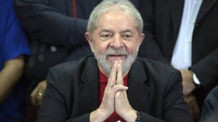Lula: Brazil court ruling could free jailed ex-president