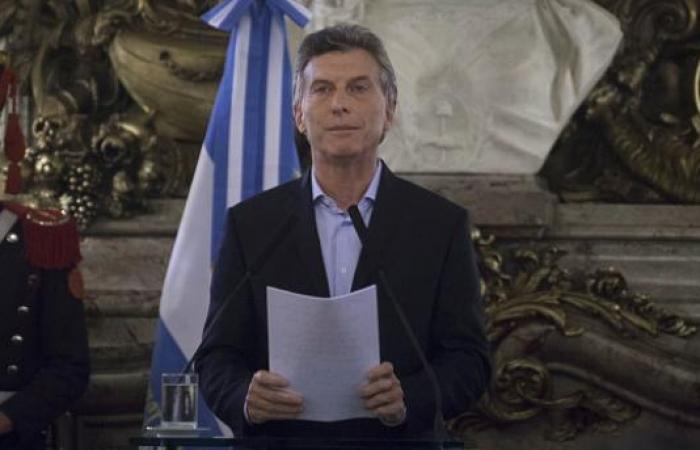 Macri se pronuncia tras el hallazgo del submarino ARA San Juan