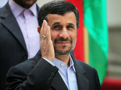 Ahmadinejad leaves Tehran to Moscow to participate in GECF meeting