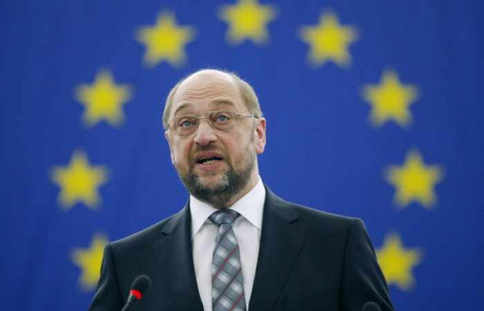 Germany's SPD endorses Schulz as leader and Merkel challenger
