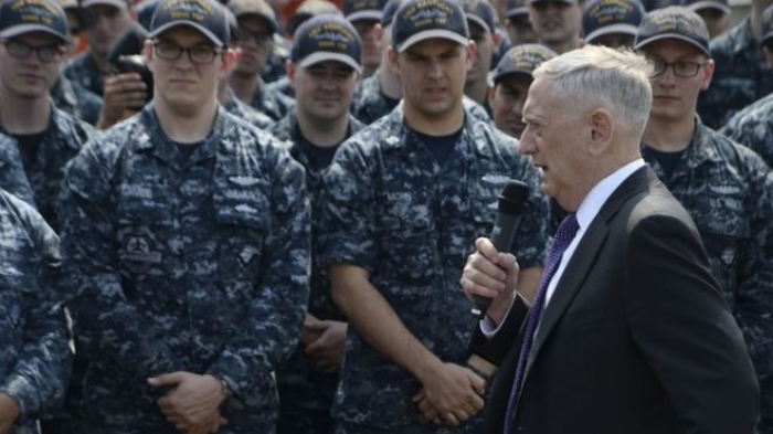 North Korea: US diplomacy is gaining results, says Mattis
