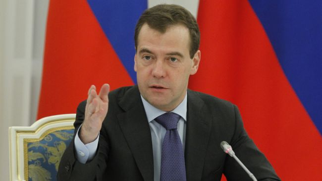 Airstrikes in Syria Aimed at Protecting Russians From Terrorism - Medvedev