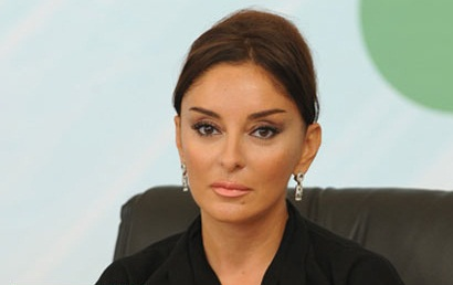 Pakistan Observer: First Lady of Azerbaijan Mehriban Aliyeva one of those who can influence society and change it for better