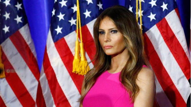 Melania Trump cuts First Lady payroll spending in HALF