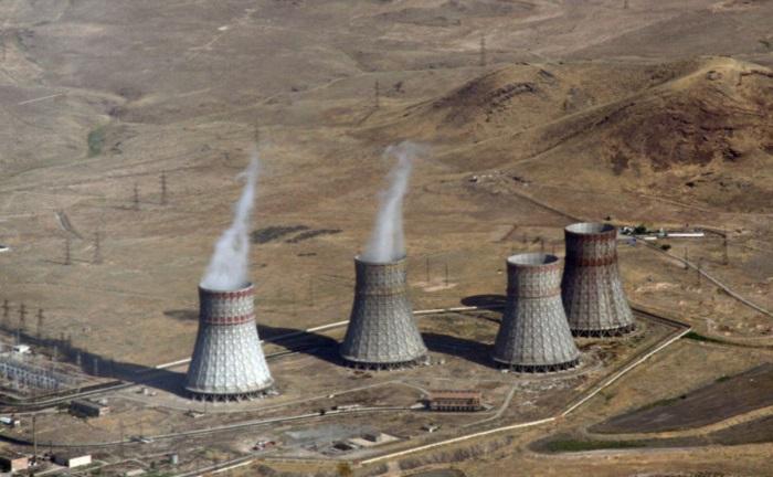"""Destrucción de la central """"Metsamor-1""""llevará 40 años"""
