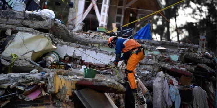 Mexique : nouveau séisme de magnitude 6,1