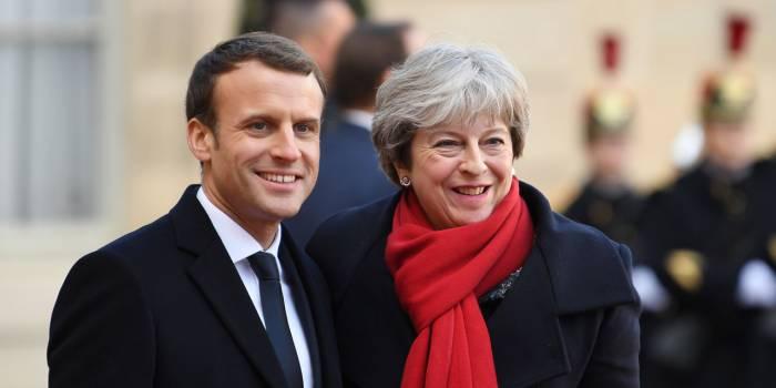"""Migrants : Macron et May annonceront jeudi des mesures """"pour compléter les accords du Touquet"""""""