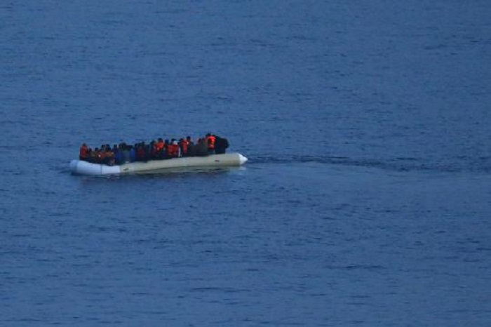 Around 500 migrants rescued off Libyan coast in Mediterranean Sea