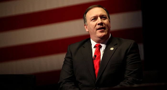 US State Secretary Pompeo could run for Senate next year