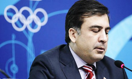 Saakaşvili küsdü
