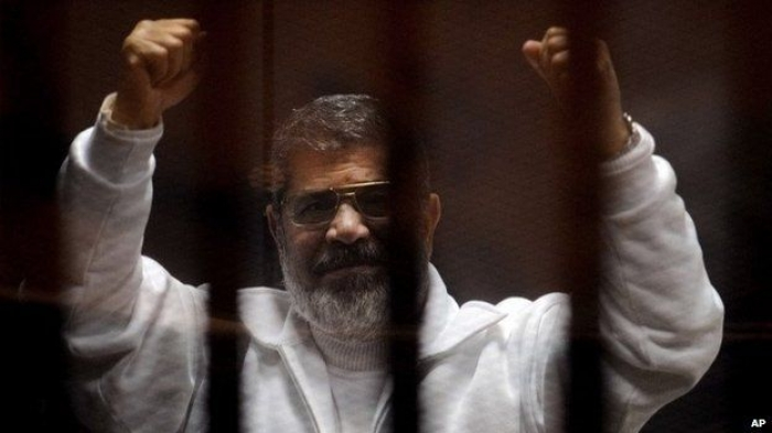 Morsi sentenced to 3 years in prison over insulting judiciary