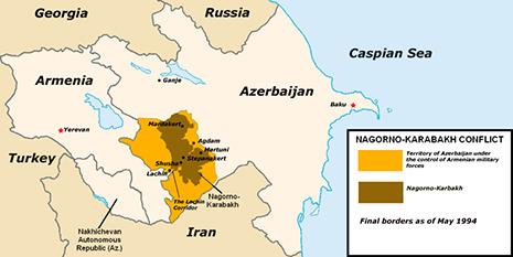 Calif. lawmakers to weigh in on dispute between Armenia, Azerbaijan